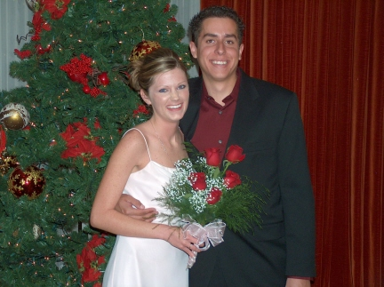 A Flagstaff Christmas Wedding, 2006