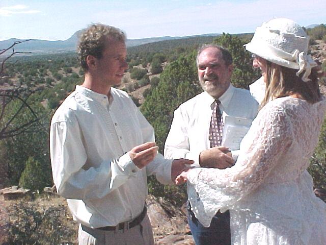 Joy & Flagstaff Wedding
